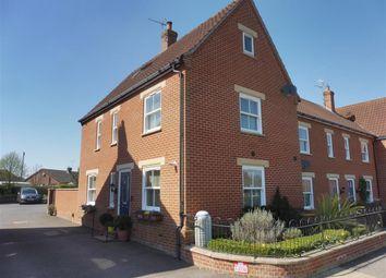 Thumbnail 4 bed end terrace house for sale in Trafalgar Yard, Aylsham, Norwich