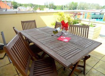 Thumbnail 2 bedroom flat to rent in Spinnaker View, Weymouth, Dorset