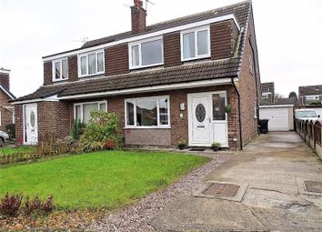 Thumbnail 3 bed semi-detached house for sale in Beechway, Penwortham, Preston