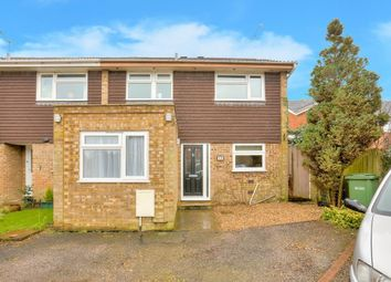 Thumbnail 4 bed property to rent in Gladeside, St.Albans