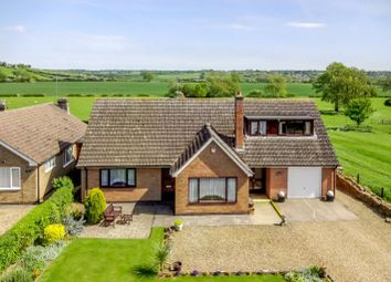 Thumbnail 4 bed bungalow for sale in Main Street, Drayton, Market Harborough, Leicestershire