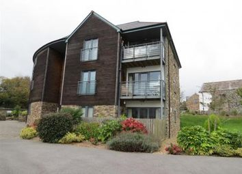 Thumbnail 2 bed flat for sale in Charlestown Road, Charlestown, St. Austell