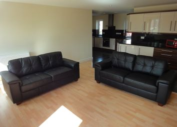 Thumbnail 6 bed flat to rent in Ecclesall Road, Sheffield