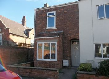 Thumbnail 3 bed end terrace house to rent in Birrell Street, Gainsborough