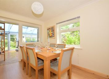 Thumbnail 3 bed link-detached house for sale in Broomfield Drive, Billingshurst, West Sussex