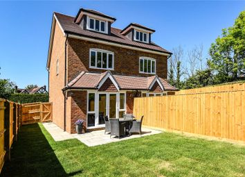 Thumbnail 3 bedroom semi-detached house for sale in 3 Onslow Place, Woking, Surrey