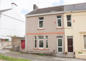Thumbnail 2 bed semi-detached house for sale in Park Road, Lower Compton, Plymouth