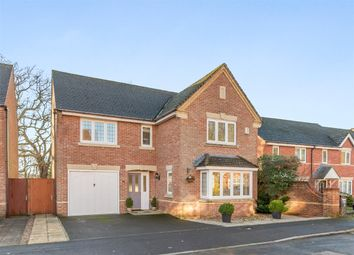 Thumbnail 4 bed detached house for sale in Spring Gardens, Newbury, Berkshire