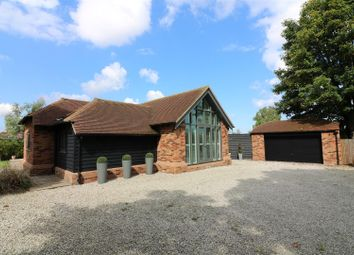 Thumbnail 4 bedroom detached bungalow for sale in Sandwich Road, Eastry, Sandwich