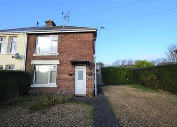 Thumbnail 3 bed semi-detached house to rent in Hinchsliff Avenue, Barry