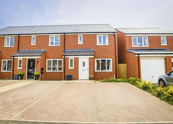 Thumbnail 3 bed semi-detached house for sale in Hambledon Mill Park, Accrington, Lancashire