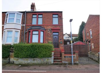 Thumbnail 3 bed semi-detached house for sale in Avon Street, Gateshead