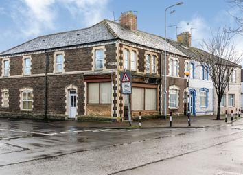 Thumbnail 4 bed end terrace house for sale in Walker Road, Splott, Cardiff