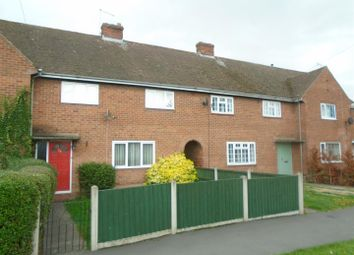 Thumbnail 4 bed terraced house for sale in Field Crescent, Shrewsbury