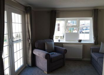 Thumbnail 2 bed mobile/park home for sale in Glenleigh Park, Sticker, St. Austell