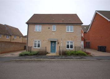 Thumbnail 3 bed detached house to rent in Dockerell Road, Stansted