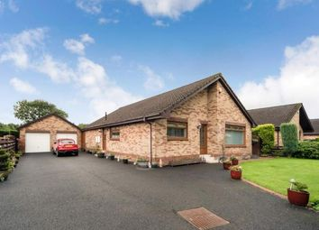 Thumbnail 3 bedroom bungalow for sale in Castle Court, Castlecary, Cumbernauld, North Lanarkshire