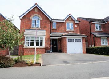 Thumbnail 4 bed detached house for sale in Earle Avenue, Huyton-With-Roby