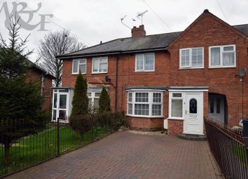 Thumbnail 3 bed terraced house for sale in Inland Road, Erdington, Birmingham