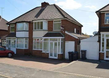 Thumbnail 3 bed semi-detached house to rent in 216 Broad Lane, Kings Heath, Birmingham