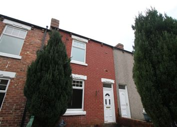 Thumbnail 2 bed terraced house to rent in Frederick Street, Chopwell, Newcastle Upon Tyne