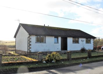 Thumbnail 3 bed bungalow for sale in Feddal Road, Braco, Dunblane