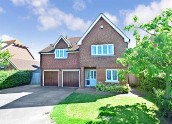 Thumbnail 5 bed detached house for sale in Bramley Gardens, Herne Bay, Kent