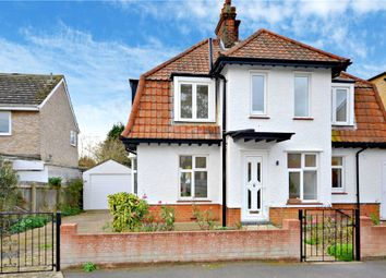 Thumbnail 3 bed detached house for sale in Tower Road, Felixstowe