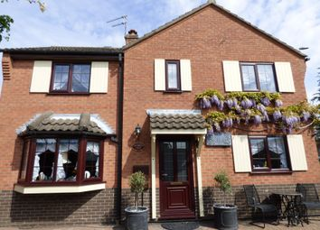 Thumbnail 3 bed detached house for sale in The Street, Long Stratton, Norwich
