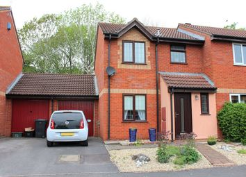 Thumbnail 3 bed end terrace house for sale in Amber Mead, Taunton