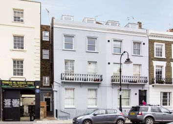 Thumbnail 3 bed flat for sale in Gloucester Avenue, London
