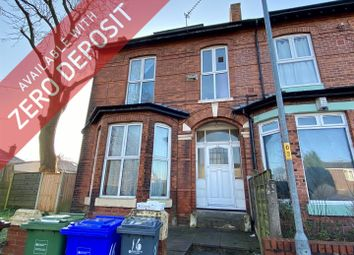 Thumbnail 4 bed property to rent in Pine Grove, Victoria Park, Manchester