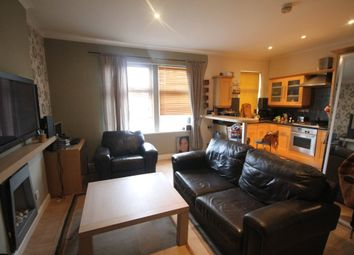 Thumbnail 1 bed flat to rent in Uppingham Road, Leicester
