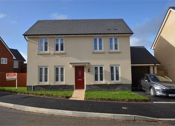 Thumbnail 3 bed detached house for sale in Baron Way, Newton Abbot, Devon.
