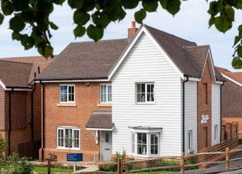 Thumbnail 4 bed detached house for sale in Westwood Park, Lenham, Kent