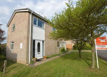 Thumbnail 3 bedroom detached house for sale in Sand Furrows, Ketton, Stamford