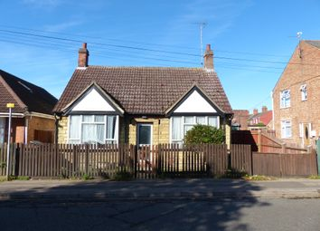 Thumbnail 2 bed detached bungalow for sale in Star Road, Peterborough