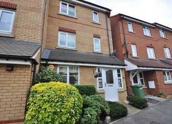 Thumbnail 4 bed terraced house to rent in Nightingale Crescent, Harold Wood, Romford