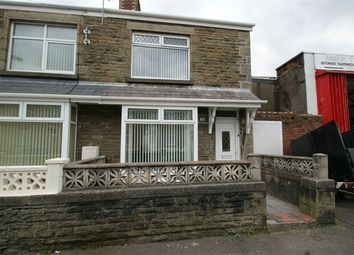 Thumbnail 3 bedroom end terrace house to rent in Millwood St, Manselton, Swansea