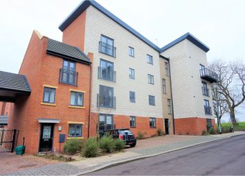 Thumbnail 2 bed flat for sale in Caldon Quay, Stoke-On-Trent