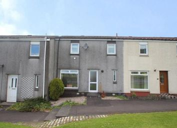 Thumbnail 3 bed terraced house for sale in Broompark East, Menstrie, Clackmannanshire