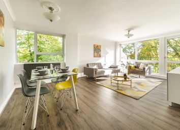 Thumbnail 2 bed flat for sale in Hermitage Walk, London