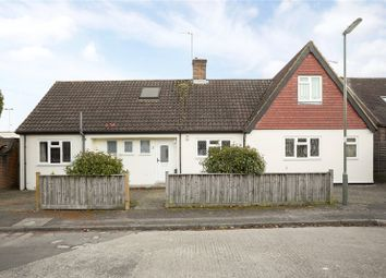 Thumbnail 5 bed detached bungalow for sale in Persfield Close, Epsom, Surrey