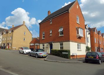 Thumbnail 4 bed detached house for sale in Arnold Street, Swindon, Wiltshire