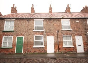 Thumbnail 2 bed cottage to rent in Millgate, Selby