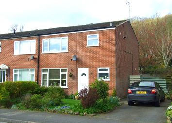 Thumbnail 3 bed end terrace house for sale in Barley Close, Little Eaton, Derby