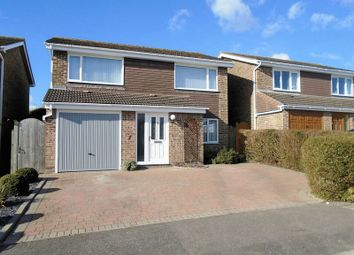 Thumbnail 4 bed detached house for sale in Ingleside Close, Fareham