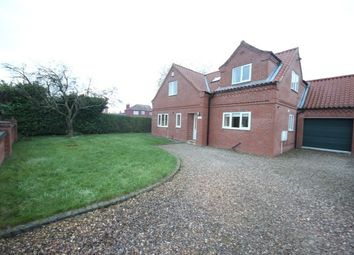 Thumbnail 3 bed detached house to rent in Cross Lane, Fulford, York