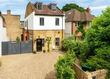 Thumbnail 4 bed detached house for sale in High Pine Close, Weybridge, Surrey