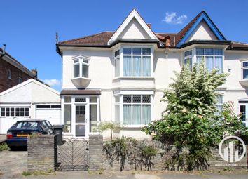 Thumbnail 3 bed property for sale in Newquay Road, London